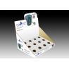 China POP Cardboard Displays coffee cup display box ENCB001 wholesale