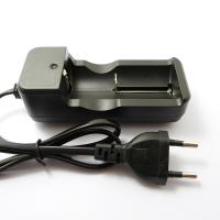 China EU Rechargeable LiFePO4 Battery Pack Charger For 3.2V / 3.7V 14500 16430 Batteries on sale
