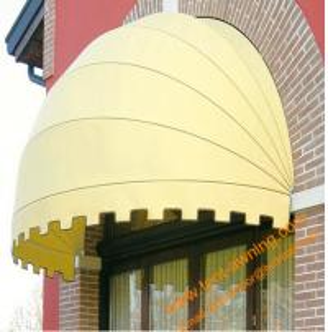 China Modern European Style Awning Customized Size New Design Window Canopies wholesale