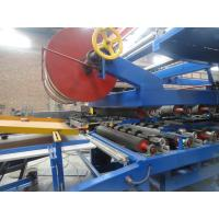 China High Speed Sandwich Panel Roll Forming Machine Metal Roof Panel Machine wholesale