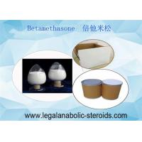Buy cheap CAS 378-44-9 Legal Anabolic Steroids Corticosteroid Hormone Betamethasone Powder from wholesalers