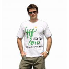 China Organic cotton t shirt wholesale with logo wholesale