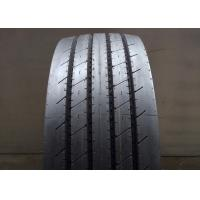 12R22.5 Highway Truck Steering Axle Tires 18PR Ply Better Grip Performance