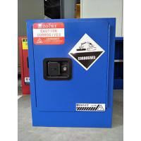 China 4 GAL Vented Chemical Storage Cabinets With PP Shelves For Corrosive / Acids wholesale