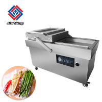 China Vegetable Vacuum packing Machine 2 Chamber Dimensions 1420* 765 * 960mm on sale