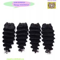 China high quality DHL Fedex fast delivery no shedding 100% virgin peruvian raw hair wholesale
