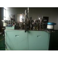 Buy cheap 1.5kw Hose Clamp Assembly Line Production System 0.4--0.6Mpa , High Degree Of Sealing from wholesalers