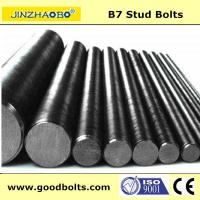 China ASTM A193 B7 Stud Bolts with A194 2H Nuts wholesale