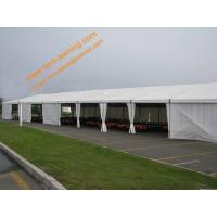 China Trade Show Promotional Tents Aluminum Framework and Waterproof PVC Roof  Marquee wholesale
