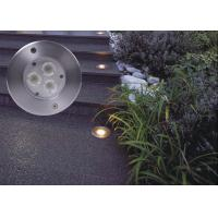 China Warm White Garden In Ground Lighting LED 9W 24V CE & RoHS Approved wholesale