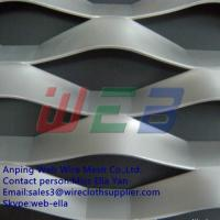 China Expanded metal grating for construction (Anping Manufacturer) wholesale