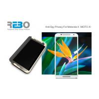 0.33mm Corning Privacy Tempered Glass Screen Protector for Moto X