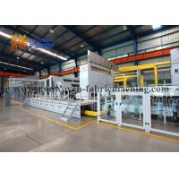 China Spunlace Cleaning Wet Wipes Nonwoven Machine Full Automatic 100 - 200KW Power wholesale
