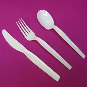 China Disposable plastic tableware wholesale
