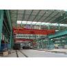 China Equipo de elevación doble de la grúa de puente del haz de 50 toneladas con teledirigido de radio inalámbrico wholesale