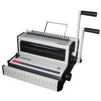 Buy cheap Full Steel Body Multiple Post Press Equipment Plastic And Iron Ring Binder Machine from wholesalers