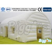 Custom Inflatable Outdoor Tent with Durable PVC Material for Show or Wedding