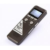 China 8GB Digital Voice Recorder 350Hr standby Dictaphone with MP3 Player on sale