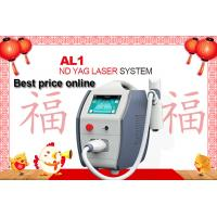 1064 YAG Laser Tattoo Removal Equipment , Dual Wavelengths Q Switched Nd 532