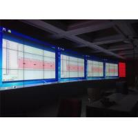China 500 Nits Super Narrow Bezel Monitor LCD Wall Screen 3.5mm 55'' For Fashion Store on sale
