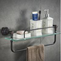 China Beautiful Wall Mounted Towel Storage Rack Towel Hanger Stand Oem Service wholesale