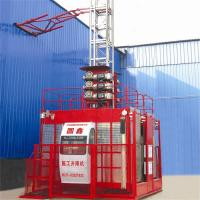 China 2tons load double car hoist lifter wholesale