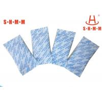 China Natural Mineral Dry Packs Desiccant Tyvek Paper Packing , 25*50 Mm Size on sale