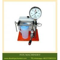 China PJ60 Diesel Injector Nozzle Tester wholesale