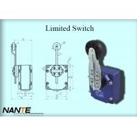China Bigger Plastic Wheel Swing Arm Rotary Electric Wire Rope Hoist Limited Switch 1.155 Weight wholesale