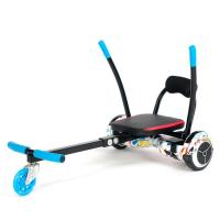 Quality Steel Material Electric Scooter Frame Racing Childs Go Kart With L780* W570 for sale