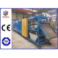 China PLC Automatic Controlled Rubber Sheet Cooling Machine Customized High Efficiency wholesale