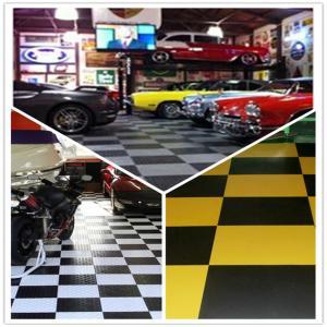 China New Pattern Interlocking Garage Floor Tiles Dongguan China Manufacturer on sale
