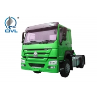 China SINOTRUK HOWO7 New Prime Mover Truck 4X2 290HP 30T EUROII/III With Single Bed wholesale