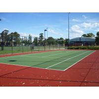 China Supply Install Guide Indoor Tennis Court Surface Light Blue Color wholesale