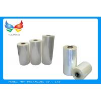 China Food Grade Clear Shrink Film Rolls For Lamination And Hot Stamping Foil wholesale