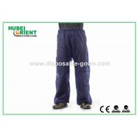 China Hospital Disposable Pants Disposable Trousers Without Glass Fibres wholesale