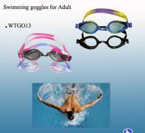 China UV Protection Swimming Goggles wholesale