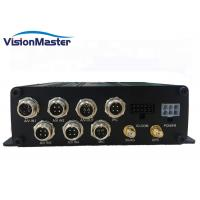 China 4CH AHD 1080P SD Card Mobile HD DVR With GPS WIFI  , H 264 Digital Video Recorder wholesale