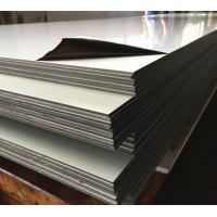 China 4mm Aluminium Composite Sheet Fireproof PE Coated Surface 1220mm*2440mm on sale