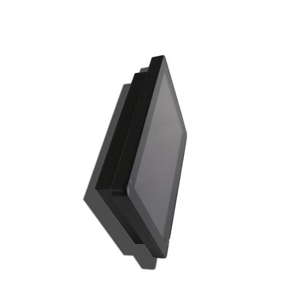 Quality NFC/ RFID reader tablet pc with Wall mount RS485 for smart hotel time attendance for sale