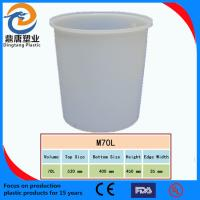 China offer PE round plastic water barrel wholesale