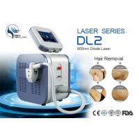 High Performance 808nm  Diode Laser Hair Removal Equipment 120J/Cm² , 500w Output Power