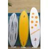 China 168L Volume Inflatable SUP Board Surf Kayak Sport Boat Bodyboard Long Lifespan wholesale