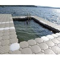 China HDPE Floating Swimming Pool for Water Sport and Leisure wholesale