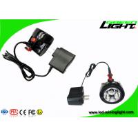 China Cap lamps hazardous locations miners +charger safety products with auxiliary lights battery camping on sale