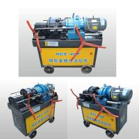 China Semi - Automatic Rebar Thread Rolling Machine wholesale