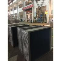 China Vertical Cooling Water Heat Exchanger Equipment 10000 - 100000 Cube Meter/H Capacity wholesale