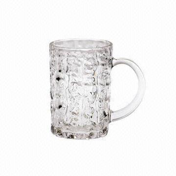 Quality Plastic Beer Mug, AS Beer Cup for Bar for sale