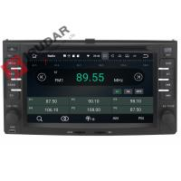China 6.2 Inch Android Compatible Car Stereo Touch Screen , Kia Sportage Dvd Player Support OBD wholesale