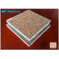 Buy cheap High Strength Stone Aluminum Honeycomb Panel For Elevator Interior Decoration from wholesalers
